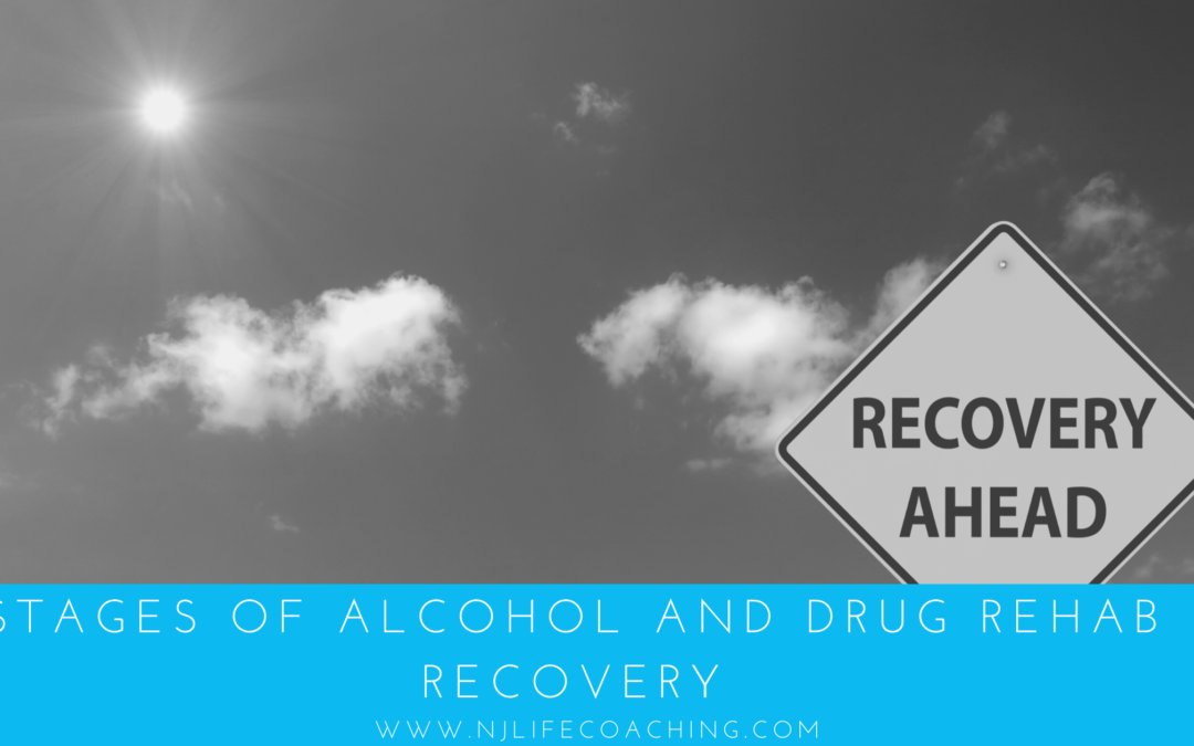 Stages of Alcohol and Drug Rehab Recovery